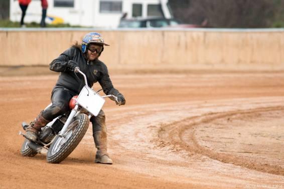 Flat Track - Vintage Racing Spirit - Nicolas Serre 39