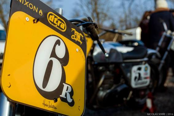 Flat Track - Vintage Racing Spirit - Nicolas Serre 28