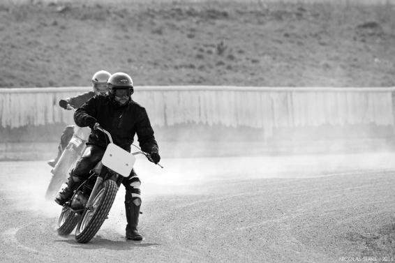 Flat Track - Vintage Racing Spirit - Nicolas Serre 34