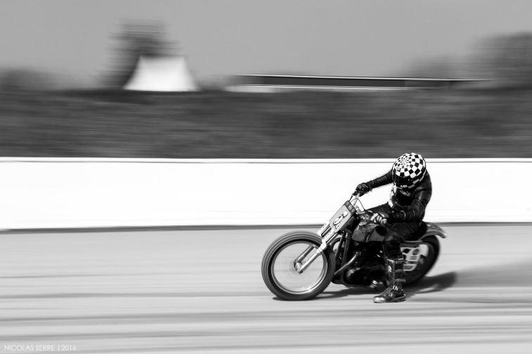 Flat Track - Vintage Racing Spirit - Nicolas Serre 30