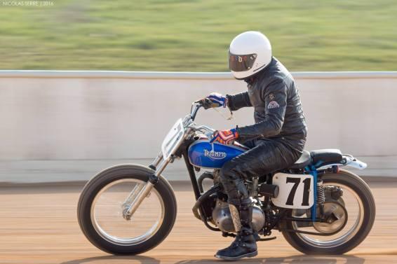 Flat Track - Vintage Racing Spirit - Nicolas Serre 13