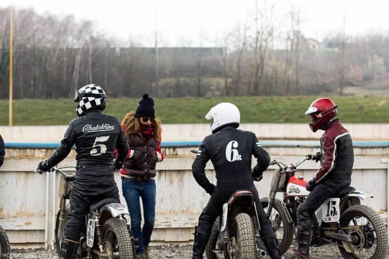 Flat Track - Vintage Racing Spirit - Nicolas Serre 11