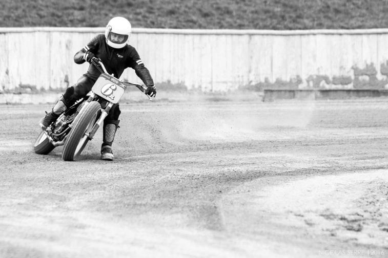 Flat Track - Vintage Racing Spirit - Nicolas Serre 19