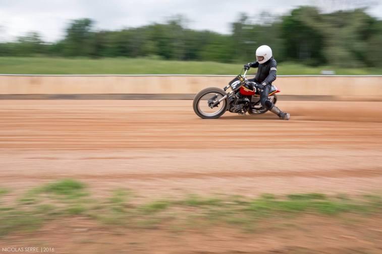 Flat Track - Vintage Racing Spirit - Nicolas Serre 32