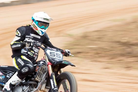 Flat Track - Vintage Racing Spirit - Nicolas Serre 25