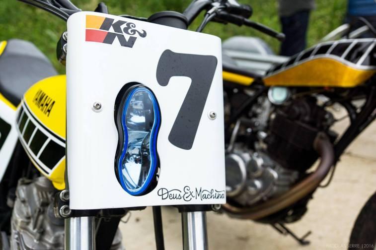 Flat Track - Vintage Racing Spirit - Nicolas Serre 24