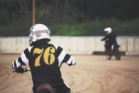 Flat Track - Vintage Racing Spirit - Nicolas Serre 1