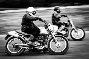Flat Track - Vintage Racing Spirit - Morgan Bove 14