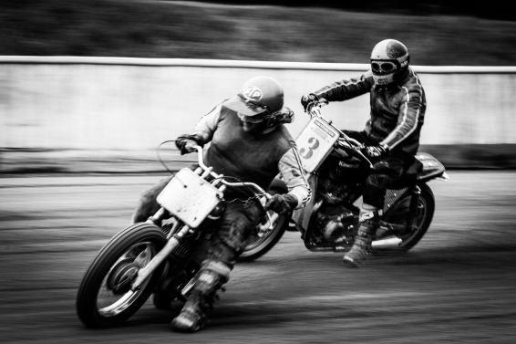 Flat Track - Vintage Racing Spirit - Morgan Bove 16