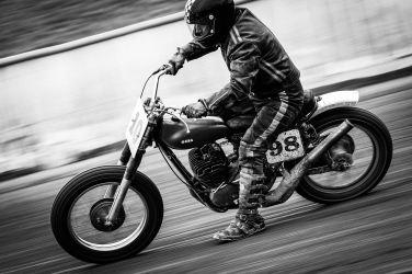 Flat Track - Vintage Racing Spirit - Morgan Bove 21