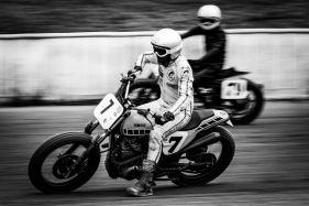Flat Track - Vintage Racing Spirit - Morgan Bove 26