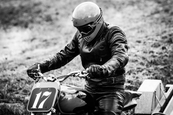 Flat Track - Vintage Racing Spirit - Morgan Bove 27