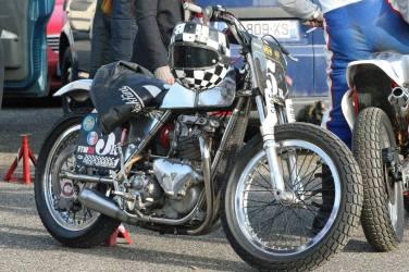 Flat Track Indoor - Vintage Racing Spirit - Ian Osborne 4