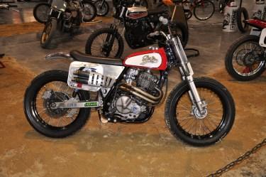 Vintage Racing Spirit - Salon du 2 roues 2016 - 5