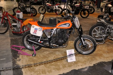 Vintage Racing Spirit - Salon du 2 roues 2016 - 8