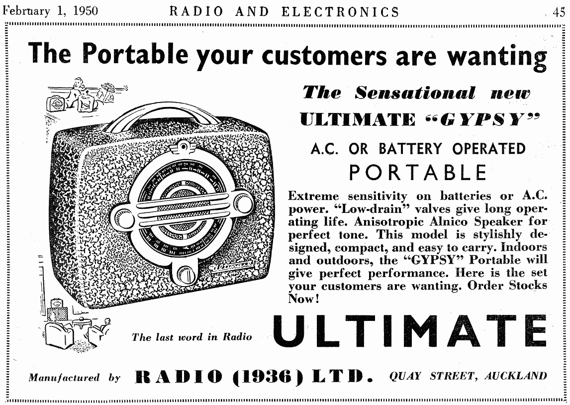 The Nz Vintage Radio Project