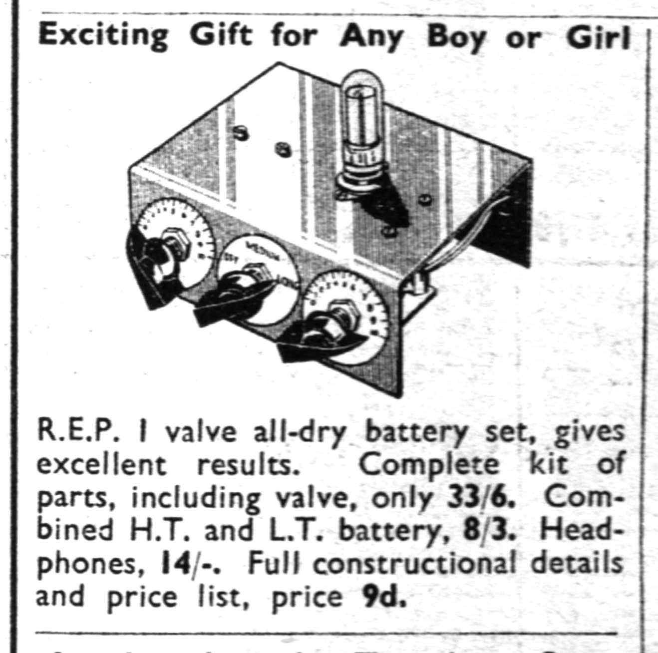 Vintage Radio And Electronics Vintage Radio Kits