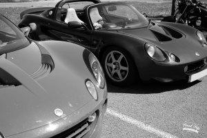 Rassemblement automobile du dimanche matin