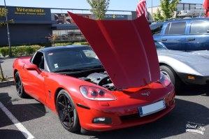 Rassemblement auto mensuel à Bourges