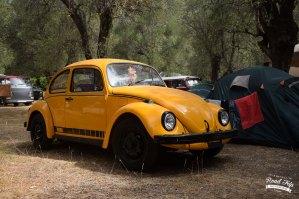 VW camping paradise à Menton
