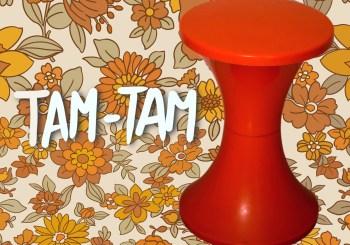 Le tabouret Tam-Tam icône populaire