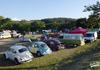 Rencontre Volkswagen à Villerest