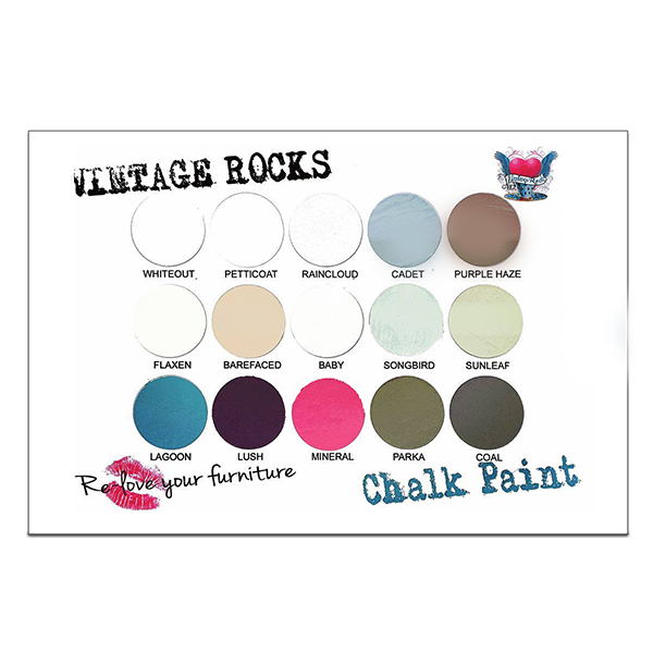 FREE Colour Chart