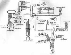 hazard 1989 1993 ex500a gpz500skz650 wiring diagrams apparently Images  Frompo