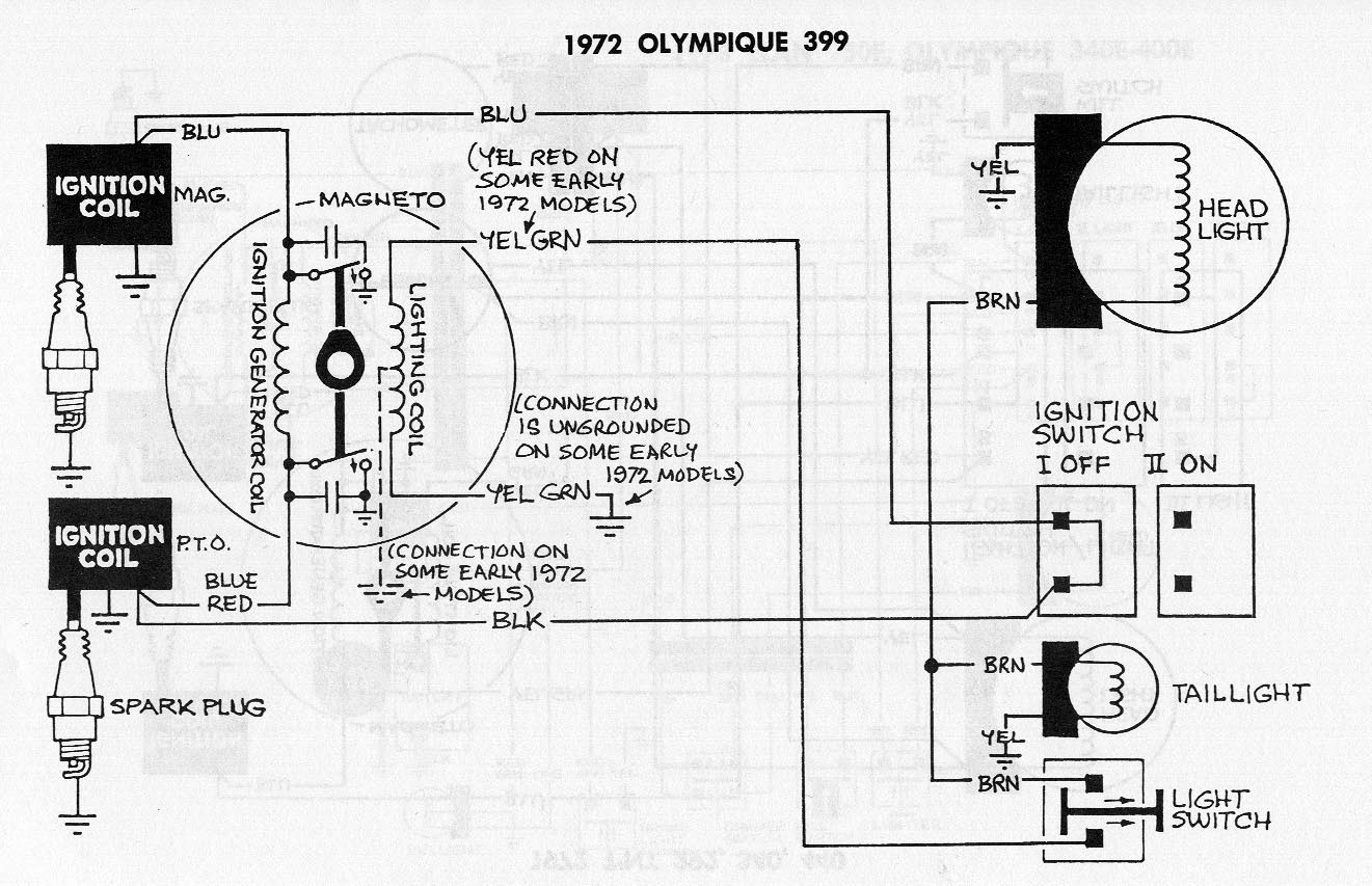 Mercury 400e Outboard Wiring Diagram