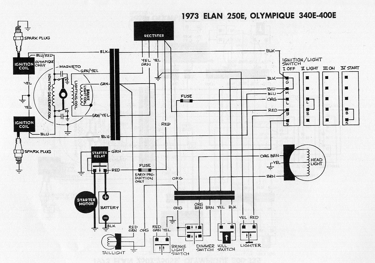 Ski Doo Legend Wiring Diagram