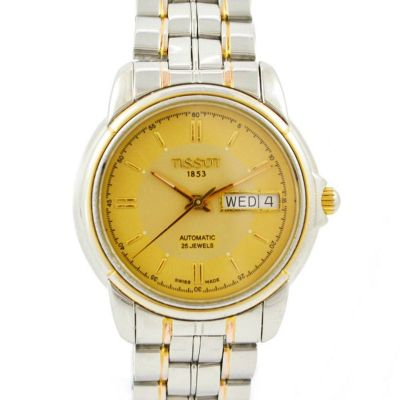 Pre-Owned Tissot 1853 Day/Date Automatic Men's Watch A660/760k original