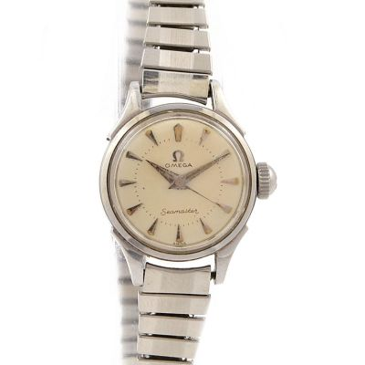 Pre-Owned and Vintage Omega Seamaster Manual Winding Ladies Watch, 2878-4SC