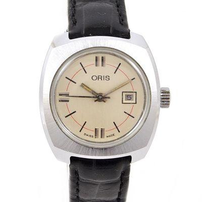 Pre-Owned Classic Oris Date Manual Winding Ladies Watch