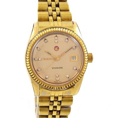 Pre-Owned Rado Voyager Date Automatic Ladies Watch