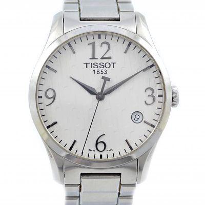 Tissot 1853 Date Stylist-T All Steel Quartz Men's Watch