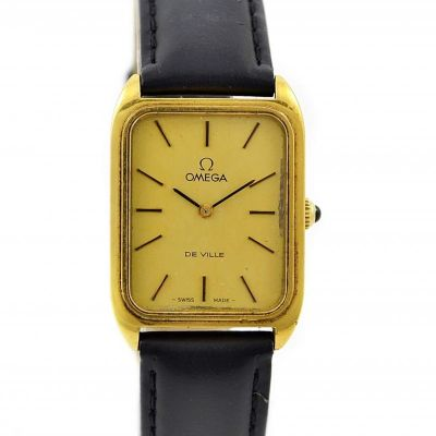 Pre-Owned Omega De Ville Manual Winding Ladies Watch 511.0503