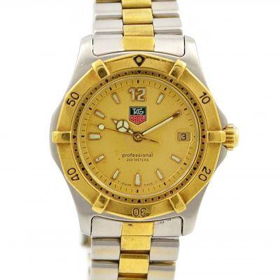 Vintage Tag Heuer 2000 Series Classic Midsize WK1221 Quartz Watch