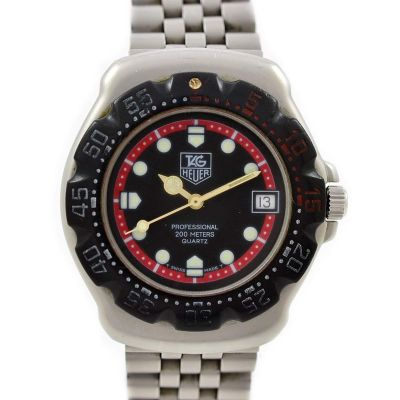 Pre-Owned and Collectible Tag Heuer Formula 1 Series WA1214 Watch