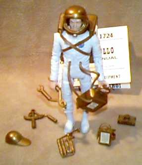 Johnny Apollo toy