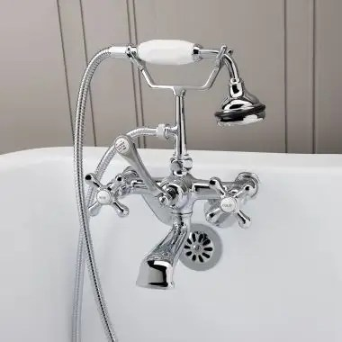 traditional tub faucets old fashion