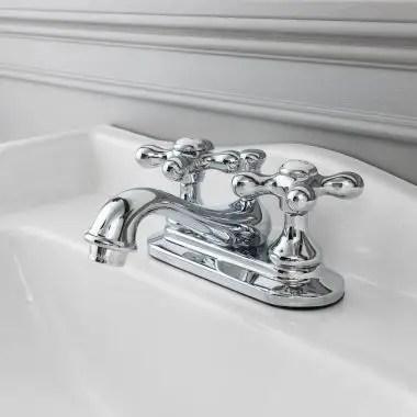 vintage bathroom sink faucets vintage