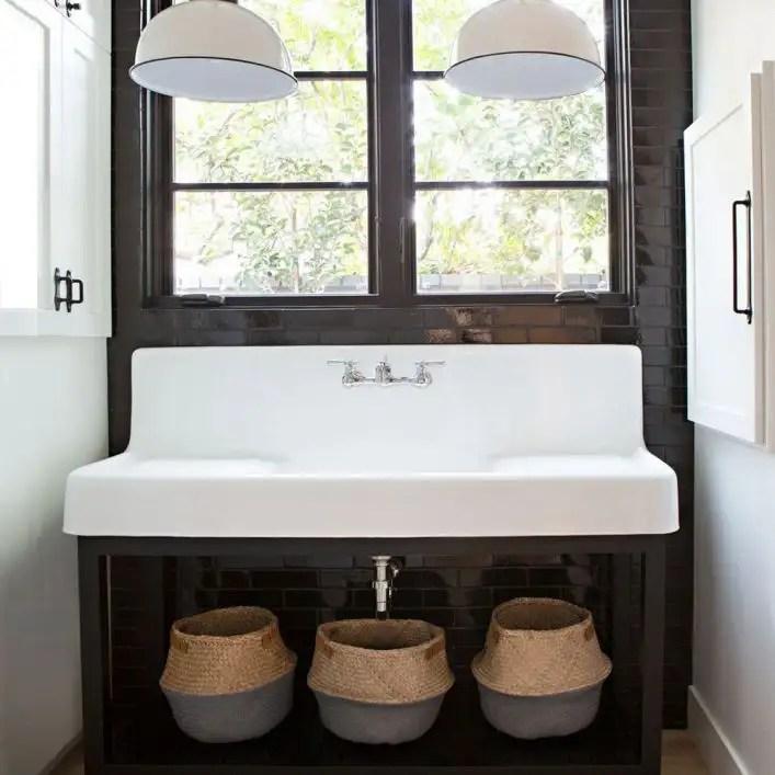 60 inch cambridge farmhouse drainboard sink 8 inch faucet drillings white