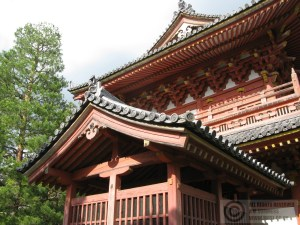 One of Daitokujo's temples