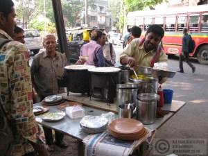 Dosa stall, Mumbai
