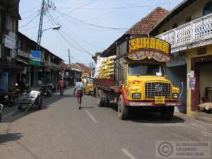 Trucks in Mattancherry