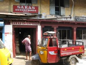 Spice trader in Mattancherry