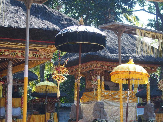 Parasols, Nyuh Kuning, Ubud, Bali