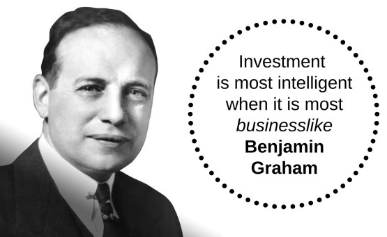 Ben Graham - Investing and Business