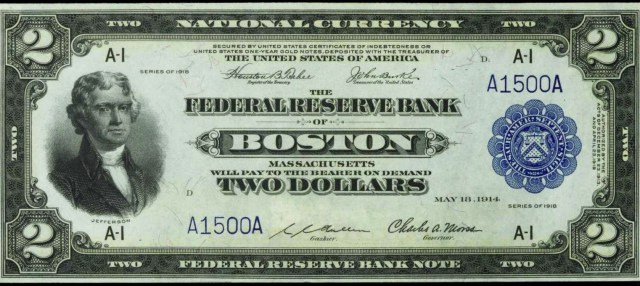 The Federal Reserve Bank of Boston