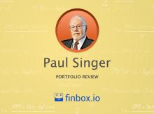 Paul Singer Stock Portfolio - Vintage Value Investing